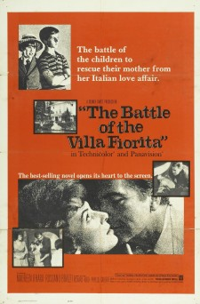 Affiche du film The Battle Of The Villa Fiorita