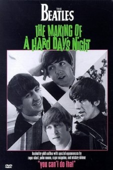 Affiche du film You Can't Do That! The Making of 'A Hard Day's Night'