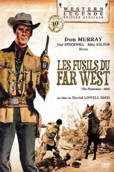 Affiche du film Les fusils du Far-West
