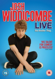 Affiche du film Josh Widdicombe Live: And Another Thing