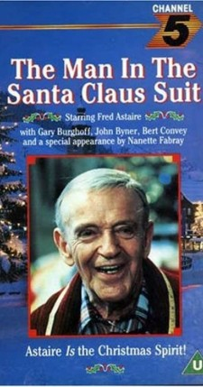 Affiche du film The Man in the Santa Claus Suit