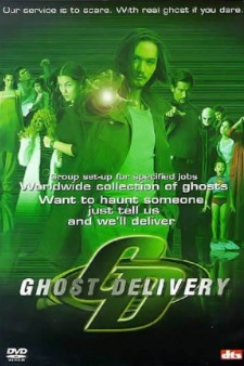 Affiche du film Ghost Delivery