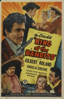 Affiche du film King of the Bandits