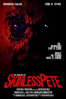 Affiche du film The Ballad of Skinless Pete