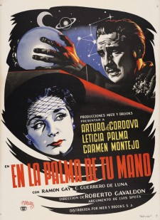 Affiche du film In the Palm of Your Hand