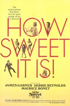 Affiche du film How Sweet It Is!