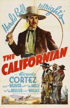 Affiche du film The Californian