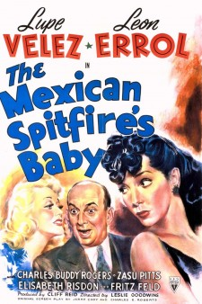 The Mexican Spitfire's Baby