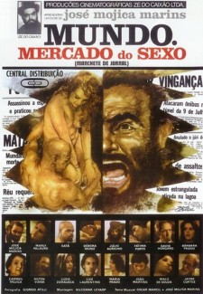 Affiche du film Mundo - Mercado do Sexo