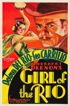 Affiche du film Girl of the Rio