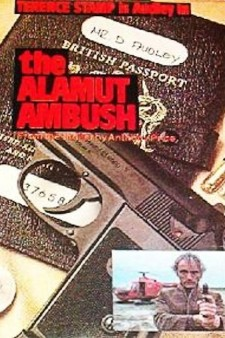 Affiche du film The Alamut Ambush