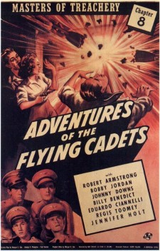 Affiche du film Adventures of the Flying Cadets