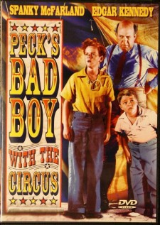 Affiche du film Peck's Bad Boy with the Circus