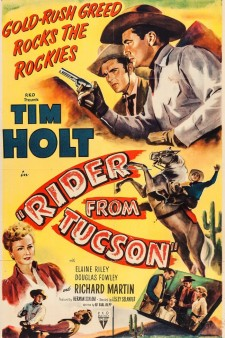 Affiche du film Rider from Tucson