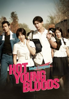 affiche du film Hot Young Bloods
