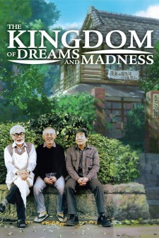 Affiche du film The Kingdom of Dreams and Madness