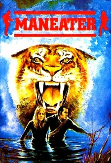 affiche du film Maneater