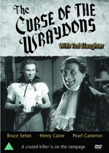Affiche du film The Curse of the Wraydons