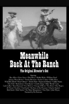 Affiche du film Meanwhile, Back at the Ranch