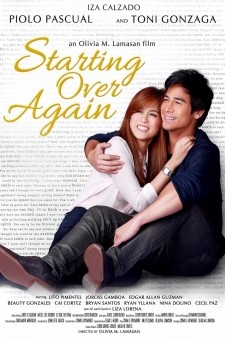 Affiche du film Starting Over Again