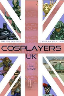 Affiche du film Cosplayers UK: The Movie