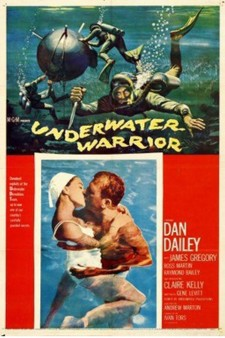 affiche du film Underwater Warrior