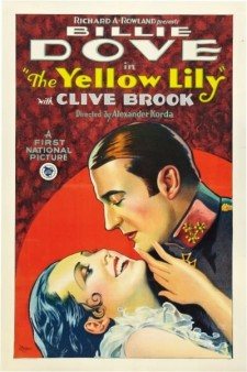 The Yellow Lily