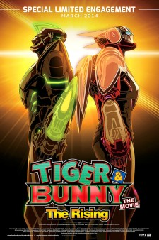 Tiger and Bunny - The Movie: The Rising