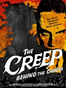Affiche du film The Creep Behind the Camera