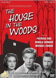 Affiche du film The House in the Woods