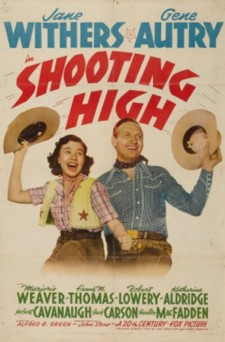 affiche du film Shooting High