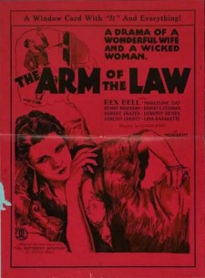 Affiche du film Arm of the Law