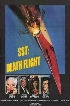 Affiche du film SST: Death Flight