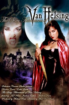 Affiche du film Sexy Adventures of Van Helsing