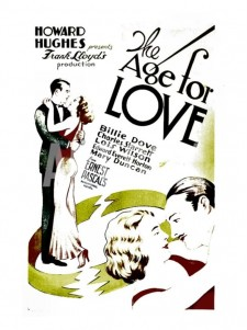 Affiche du film The Age for Love