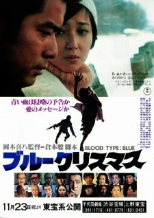 Affiche du film Blood Type: Blue