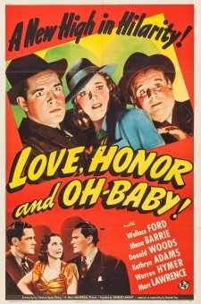 Affiche du film Love, Honor and Oh-Baby!