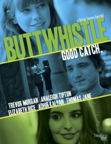 Affiche du film Buttwhistle