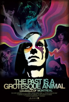 Affiche du film The Past Is a Grotesque Animal