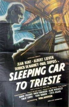 Affiche du film Sleeping Car To Trieste