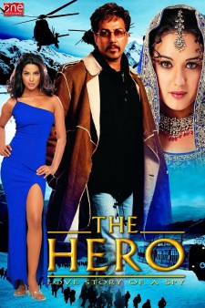 Affiche du film The Hero: Love Story of a Spy