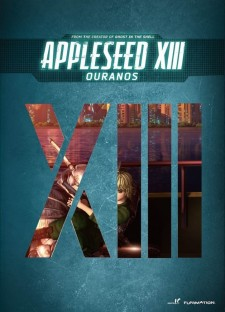 Affiche du film Appleseed XIII: Ouranos