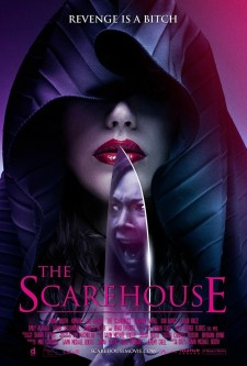 Affiche du film The Scarehouse