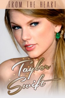 Affiche du film Taylor Swift: From the Heart