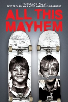 Affiche du film All This Mayhem