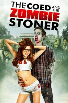Affiche du film The Coed and the Zombie Stoner