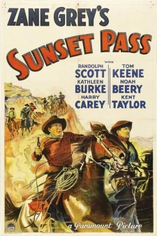 Affiche du film Sunset Pass