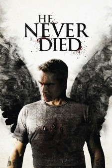 Affiche du film He Never Died