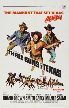 Three Guns for Texas