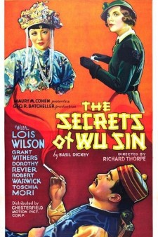 The Secrets of Wu Sin